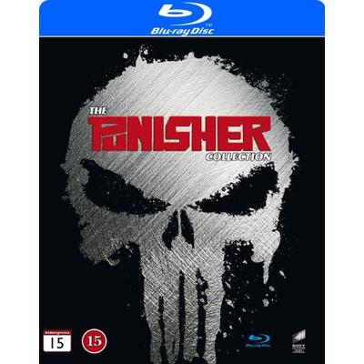 Punisher 1+2 (2Blu-ray) (Blu-Ray 2014)