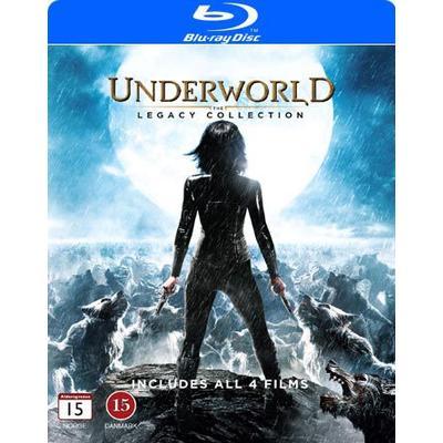 Underworld: 1-4 collection (4Blu-ray) (Blu-Ray 2012)
