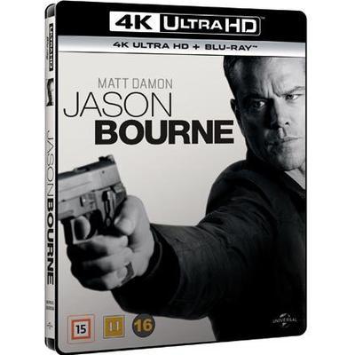 Bourne 5 (4K Ultra HD + Blu-ray) (Unknown 2016)