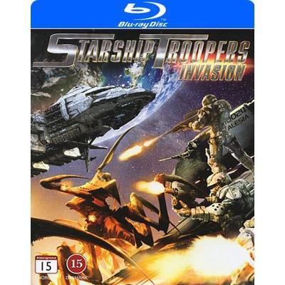 Starship Troopers: Invasion (Blu-ray) (Blu-Ray 2012)