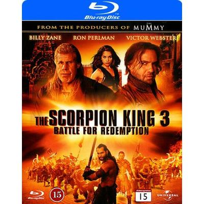 Scorpion King 3: Battle for redemption (Blu-ray) (Blu-Ray 2012)