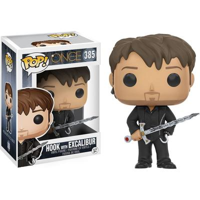 Funko Pop! TV Once Upon a Time Hook with Excalibur
