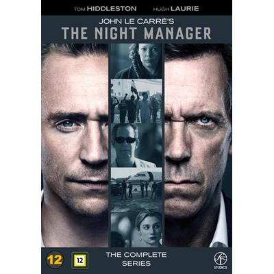 The night manager: Complete series (2DVD) (DVD 2016)