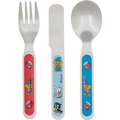 Rätt Start Bamse Jubilee Cutlery