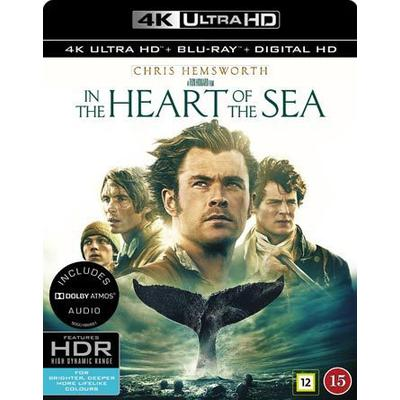 In the heart of the sea (4K Ultra HD + Blu-ray) (Unknown 2015)