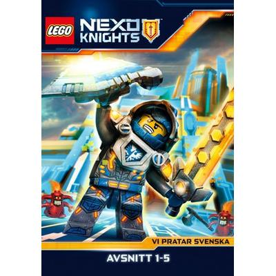 Lego Nexo Knights vol 1 (DVD) (DVD 2016)