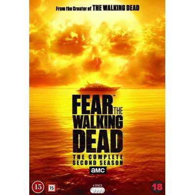 Fear the walking dead: Säsong 2 (4DVD) (DVD 2016)