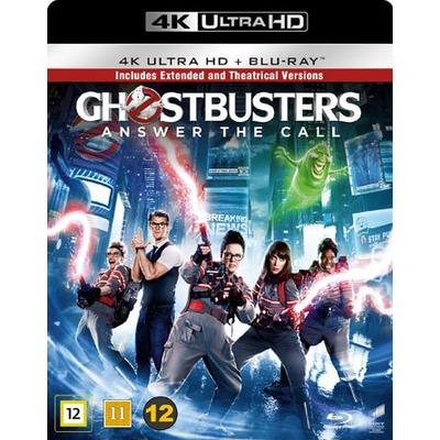 Ghost Busters - 2016: Extended edition (4K Ultra HD + Blu-ray) (Unknown 2016)