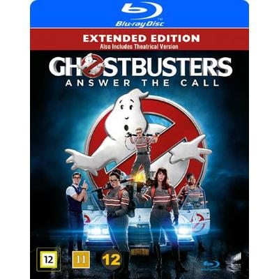 Ghost Busters - 2016: Extended edition (Blu-ray) (Blu-Ray 2016)