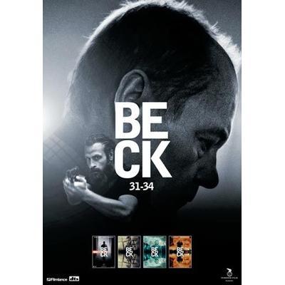 Beck Box 8 (31-34) (4DVD) (DVD 2016)