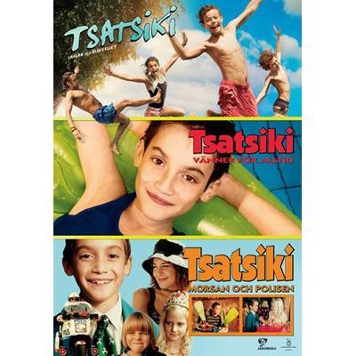 Tsatsiki boxen - 3 filmer (3DVD) (DVD 2016)
