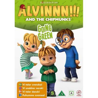 Alvinnn!!! And The Chipmunks vol 5 (DVD) (DVD 2015)