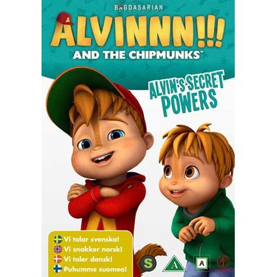 Alvinnn!!! And The Chipmunks vol 4 (DVD) (DVD 2015)