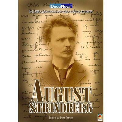 August Strindberg (DVD) (DVD 2012)