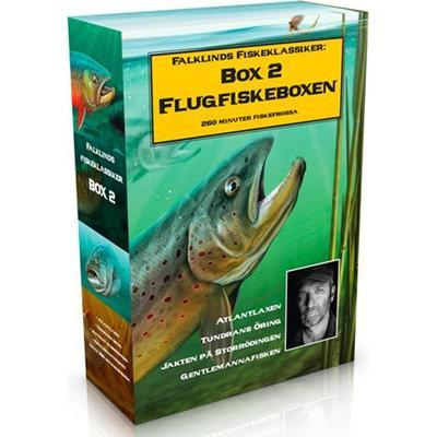 Fiskeboxen vol 2 (4DVD) (DVD 2013)