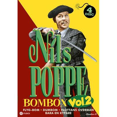 Bombox vol 2 - Nils Poppe (4DVD) (DVD 2016)