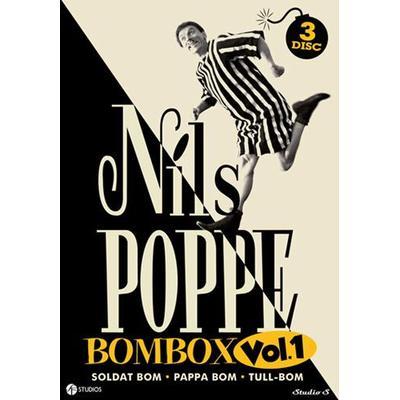 Bombox vol 1 - Nils Poppe (3DVD) (DVD 2016)
