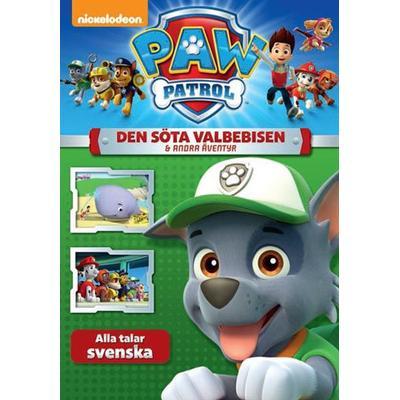Paw Patrol vol 1: Den söta valpbebisen (DVD) (DVD 2016)