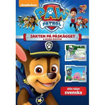 Paw Patrol vol 3: Jakten på påskägget (DVD) (DVD 2016)