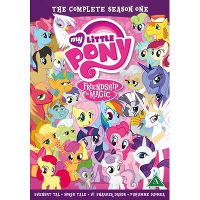 My little pony Box: Säsong 1 Vol 1-5 (5DVD) (DVD 2014)