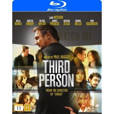 Third person (Blu-ray) (Blu-Ray 2014)