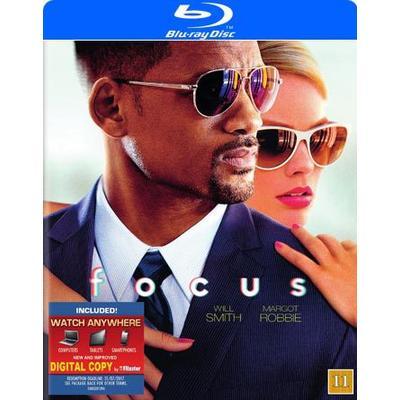 Focus (Blu-ray) (Blu-Ray 2014)