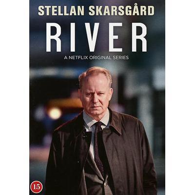 River: Tv-serien (2DVD) (DVD 2016)
