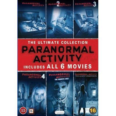 Paranormal activity 1-6 (6DVD) (DVD 2016)