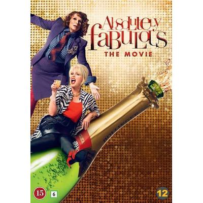 Absolutely Fabulous - The Movie (DVD) (DVD 2016)