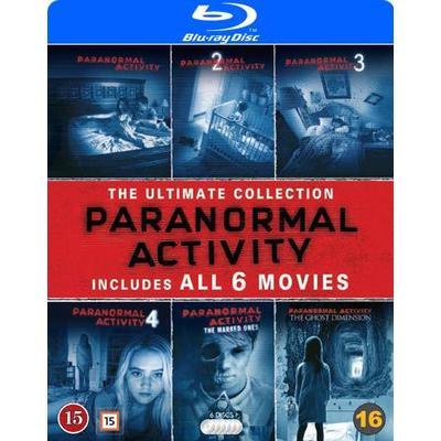 Paranormal activity 1-6 (6Blu-ray) (Blu-Ray 2016)