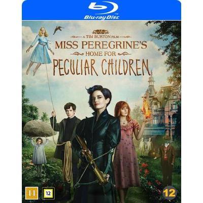 Miss Peregrines hem för besynnerliga barn (Blu-ray) (Blu-Ray 2016)