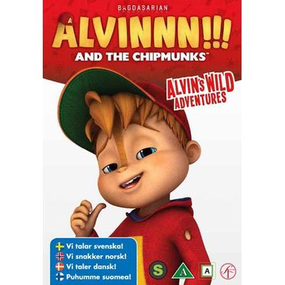 Alvinnn!!! And The Chipmunks vol 1 (DVD) (DVD 2015)