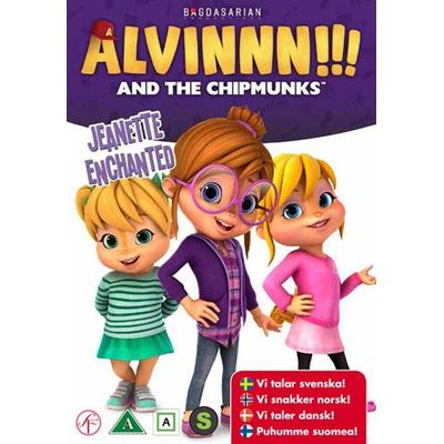 Alvinnn!!! And The Chipmunks vol 2 (DVD) (DVD 2015)