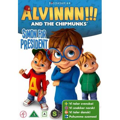 Alvinnn!!! And The Chipmunks vol 3 (DVD) (DVD 2015)