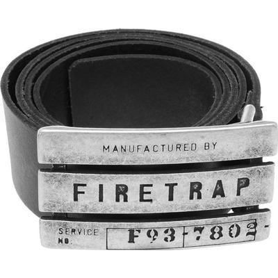 Firetrap Gate Belt Black (94612503)