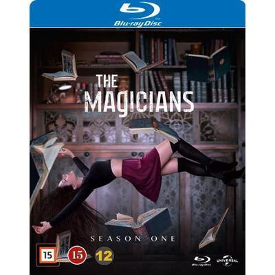 The Magicians: Säsong 1 (3Blu-ray) (Blu-Ray 2016)
