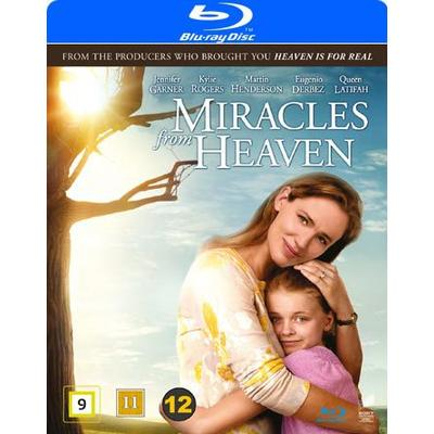 Miracles from heaven (Blu-ray) (Blu-Ray 2016)