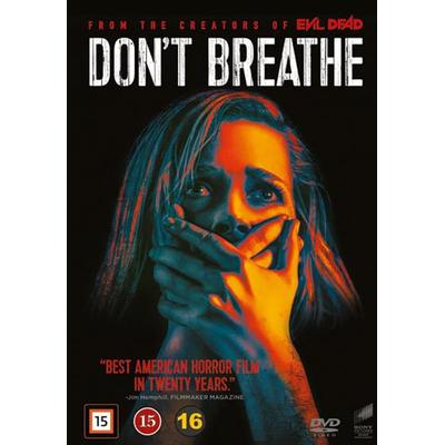 Don't breathe (DVD) (DVD 2016)