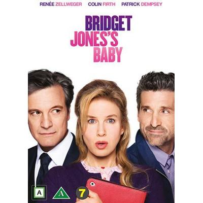 Bridget Jones dagbok 3 (DVD) (DVD 2016)