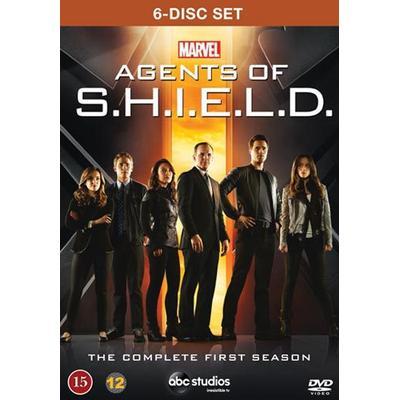Marvels Agents of Shield: Säsong 1 (6DVD) (DVD 2014)