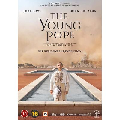 The Young Pope: Serien (4DVD) (DVD 2016)