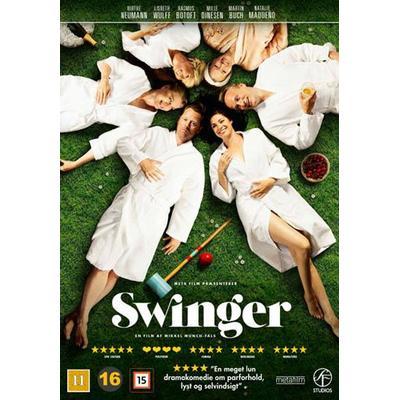 Swinger - De Forkaelede (DVD) (DVD 2016)