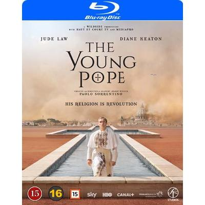The Young Pope: Serien (2Blu-ray) (Blu-Ray 2016)
