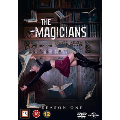 The Magicians: Säsong 1 (4DVD) (DVD 2016)