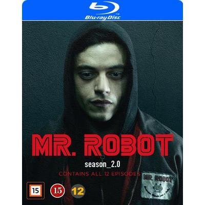 Mr Robot: Säsong 2 (3Blu-ray) (Blu-Ray 2017)