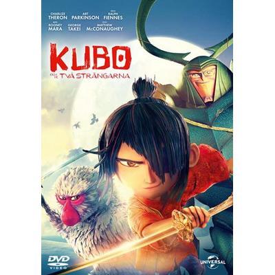 Kubo och de två strängarna (DVD) (DVD 2016)