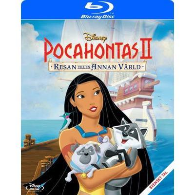 Pocahontas 2: Resan till en annan värld (Blu-ray) (Blu-Ray 2013)