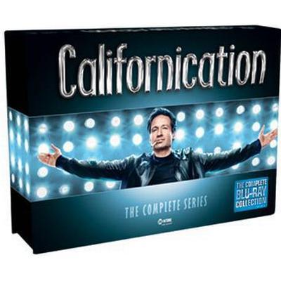 Californication: Säsong 1-7 (16Blu-ray) (Blu-Ray 2015)