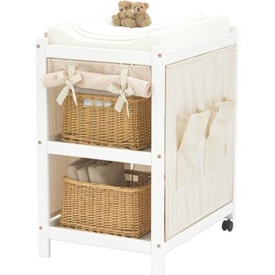 HoppeKids Ida Dressing Table with 2 Shelves