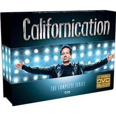 Californication: Säsong 1-7 (16DVD) (DVD 2015)